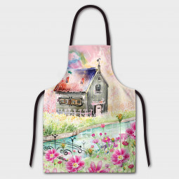Apron - Hansel and Gretel
