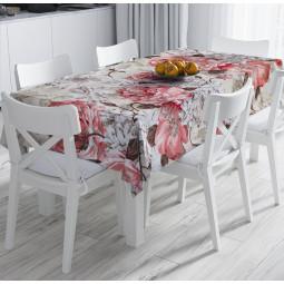 Tablecloth - Vintage rose