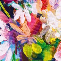 К-т подложки + салфетки - Цветна пролет
