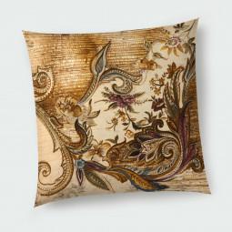 Декоративна възглавница - Ретро тапет