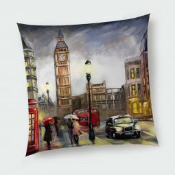 Декоративна възглавница - Лондон