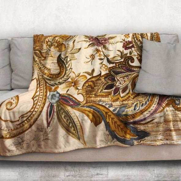 Одеяло - Ретро тапет