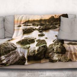 Blanket - Rocky coast
