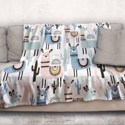 Одеяло - Лама