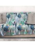 Одеяло - Кактус