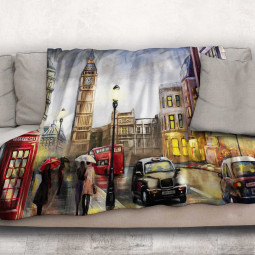 Одеяло - Лондон