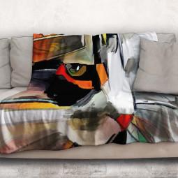 Одеяло - Котешко лице