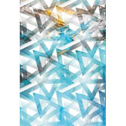 Одеяло - Огнени триъгълници