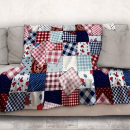 Одеяло - Изработено от баба