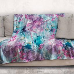 Одеяло - Зараждане