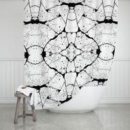 Завеса за баня - Земя