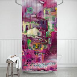 Завеса за баня - Пробуждане