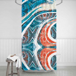 Завеса за баня - Изумление