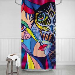 Завеса за баня - Сойка присмехулка