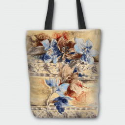 Tote Bag - Autumn pastels