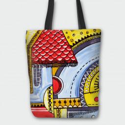 Текстилна торбичка - Безвремие