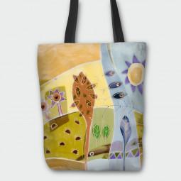 Текстилна торбичка - Ухание