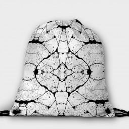 Drawstring Bag - Land