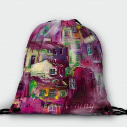 Drawstring Bag - Awakening
