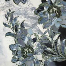 Мешка - Винтидж цветя