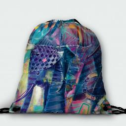 Мешка - Цветен слон