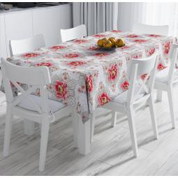 Покривка за маса - Винтидж цветя