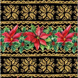 Тишлайфер - Коледна звезда злато