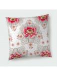 Декоративна възглавница с цип - Винтидж цветя