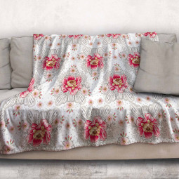 Одеяло - Винтидж цветя