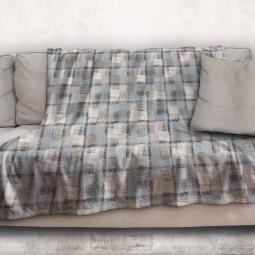 Одеяло - Ленени текстури