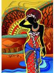 Одеяло - Африкански ритми