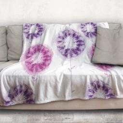 Одеяло - Романтични глухарчета