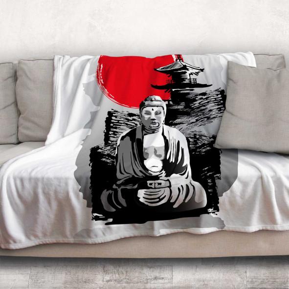 Одеяло - Буда