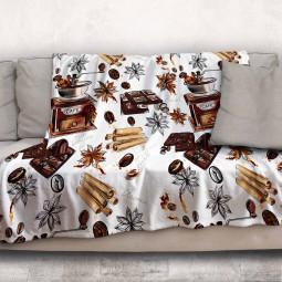 Одеяло - Кафе и ванилия