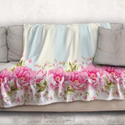 Одеяло - Божури