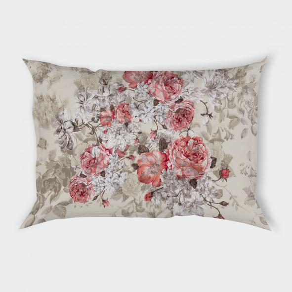 Декоративна калъфка - Старинна роза