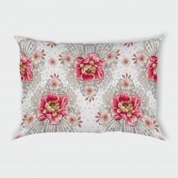 Декоративна калъфка - Винтидж цветя