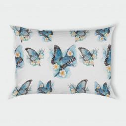 Декоративна калъфка - Пеперуди