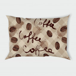 Декоративна калъфка - Кафе