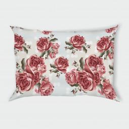 Декоративна калъфка - Червени рози