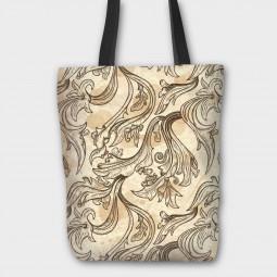 Текстилна торбичка - Хармония
