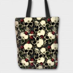 Текстилна торбичка - Готика