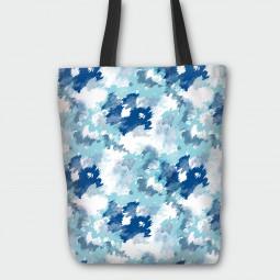 Текстилна торбичка - Буря