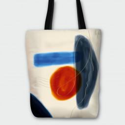 Текстилна торбичка - Силует