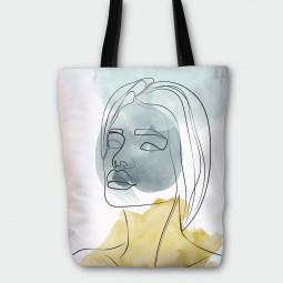 Текстилна торбичка - Мигновение