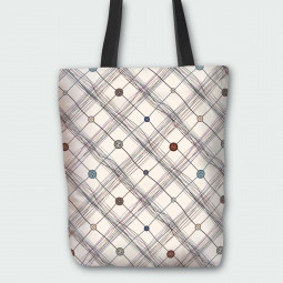 Текстилна торбичка - Копчета