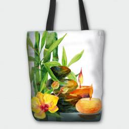 Текстилна торбичка - Релакс