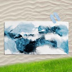 Постелка за Плаж - Прилив