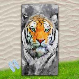 Постелка за Плаж - Тигър
