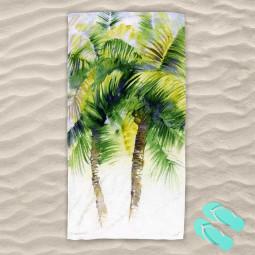 Плажна хавлиена кърпа - Рай